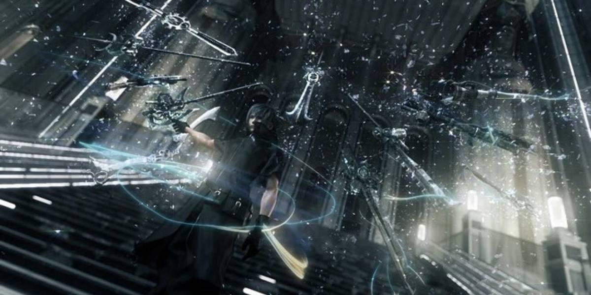 Final Fantasy XV podría ser exclusivo de PlayStation 4
