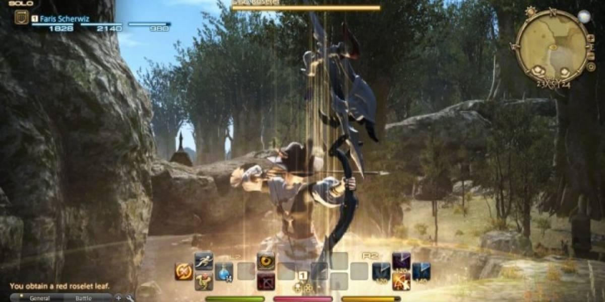 Final Fantasy XIV comienza su última beta abierta en PS4