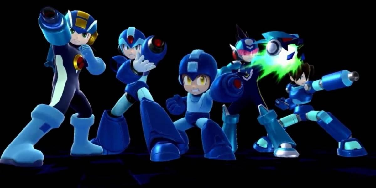 El final smash de Mega Man que emocionó a todos en el torneo Invitational #E32014
