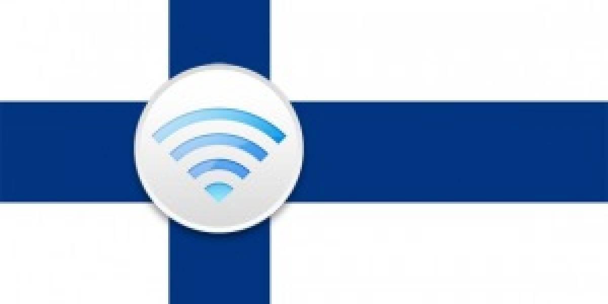 En Finlandia podrían legalizar el acceso a redes Wi-Fi abiertas