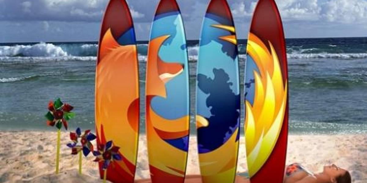 Firefox cumplió 4 años