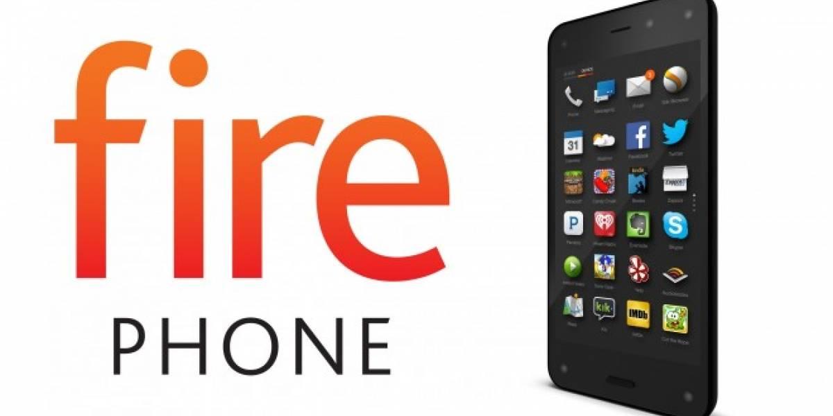 Amazon acepta que se equivocó en el precio del Fire Phone