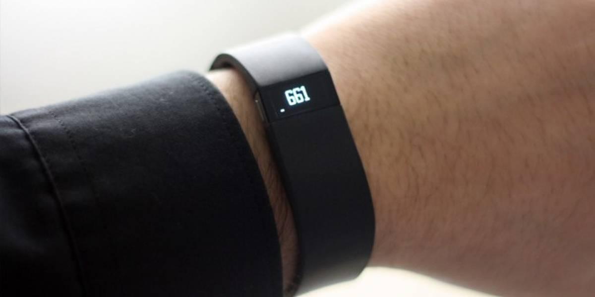 Pulsera Fitbit es el primer monitor de actividad física que llega a Windows Phone