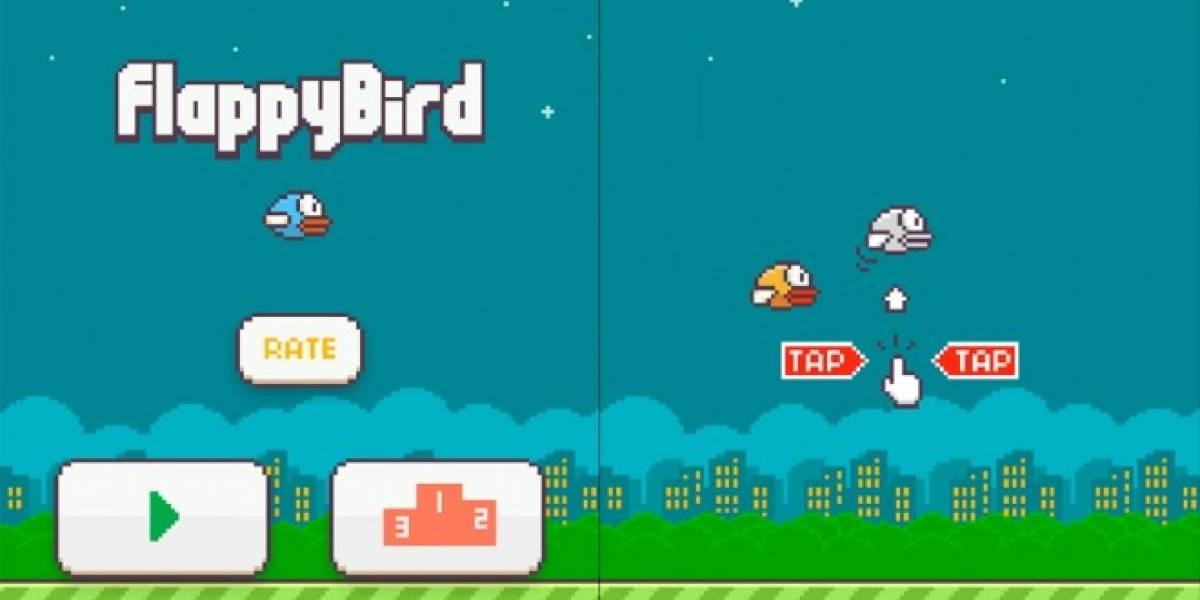 Flappy Bird volverá en gloria y majestad a las tiendas de apps