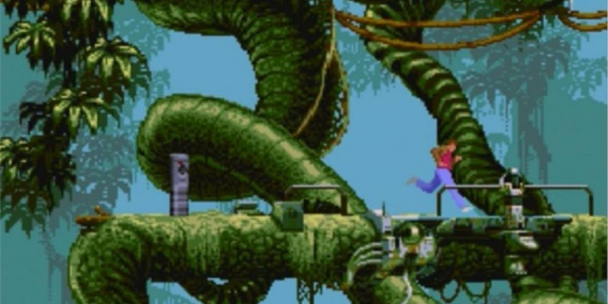 Remake de Flashback incluirá versión original del juego