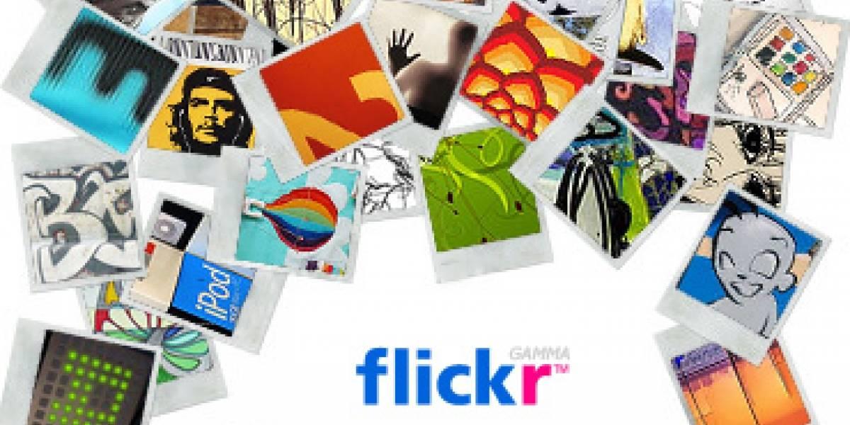 Futurología: Flickr ofrecerá servicio de video