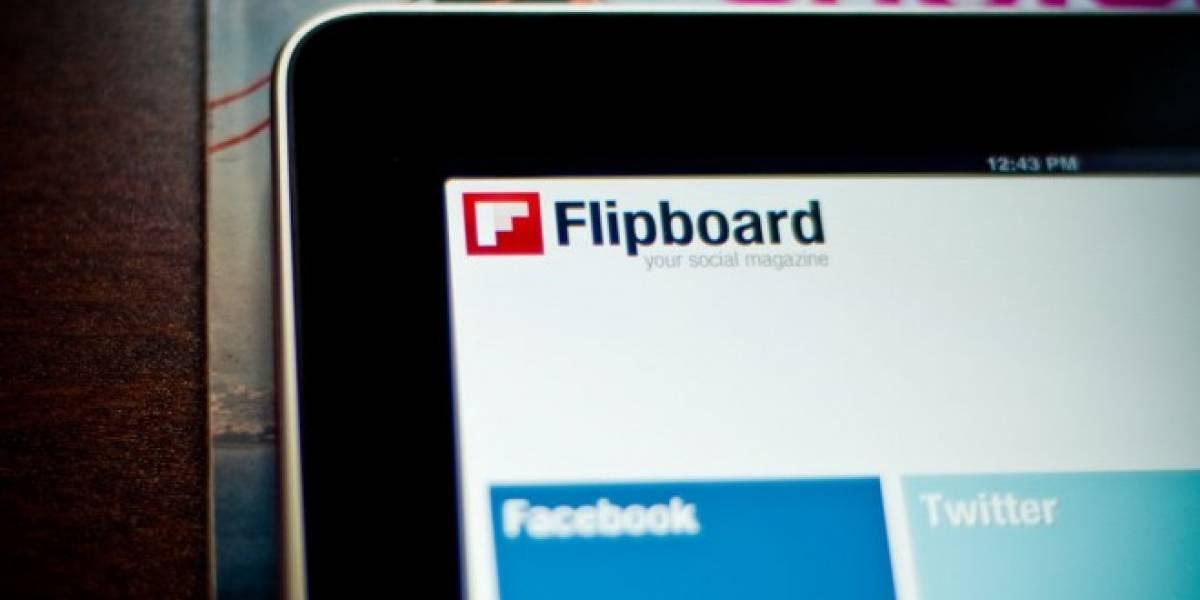 Flipboard ha sido hackeado: robaron datos de usuarios