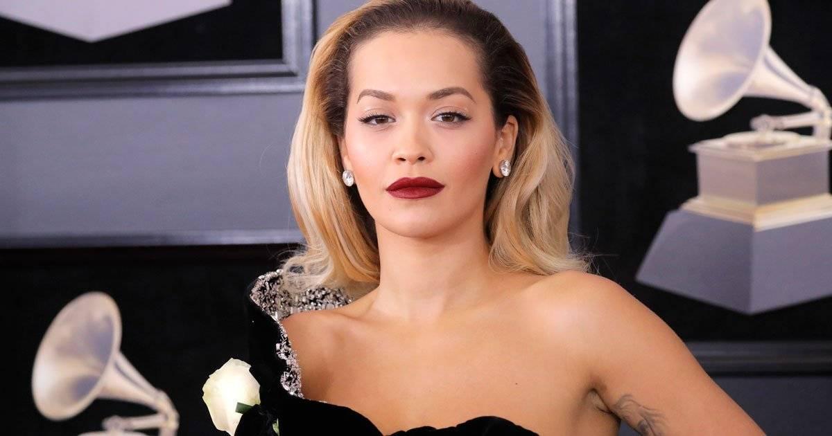 cantora Rita Ora REUTERS/Andrew Kelly