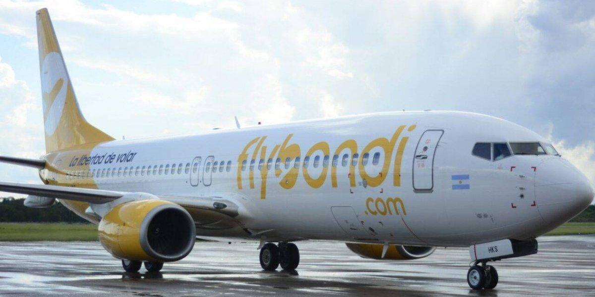 Argentina abre sus cielos al low cost con aerolínea que llegaría a competir a Chile