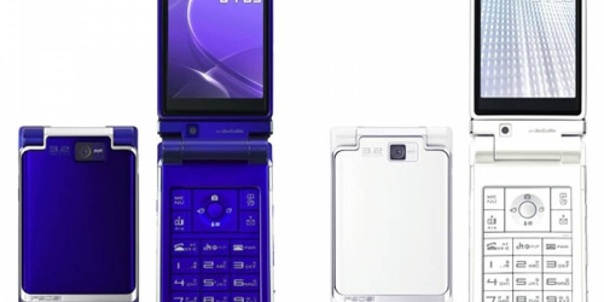 FOMA F905i: El primer teléfono de NTT DoCoMo en salir de Japón