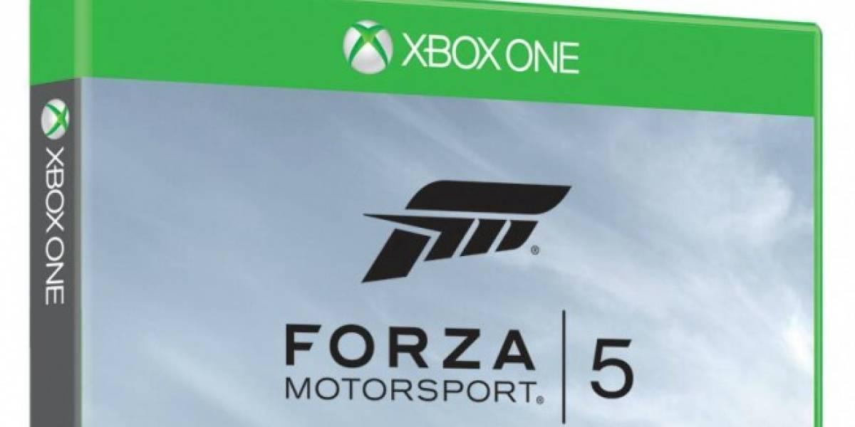 Forza Motorsport 5 ya tiene tráiler de lanzamiento