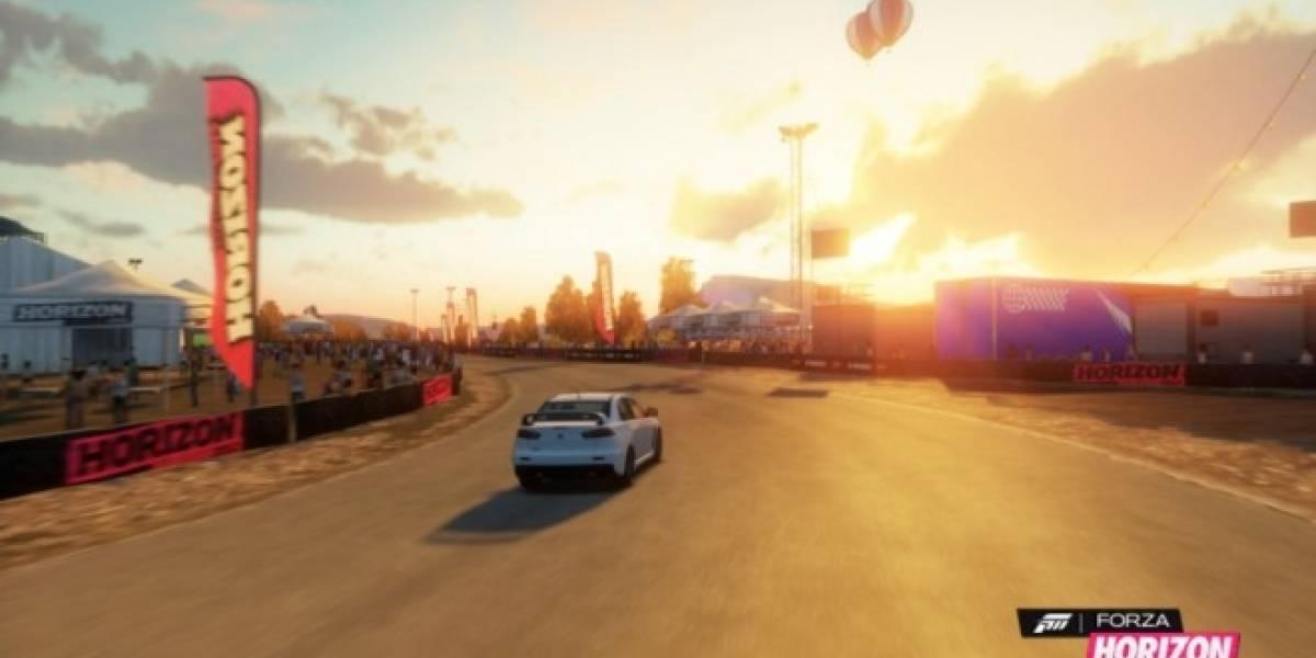 Forza Horizon está en oferta solo por hoy en Xbox Live