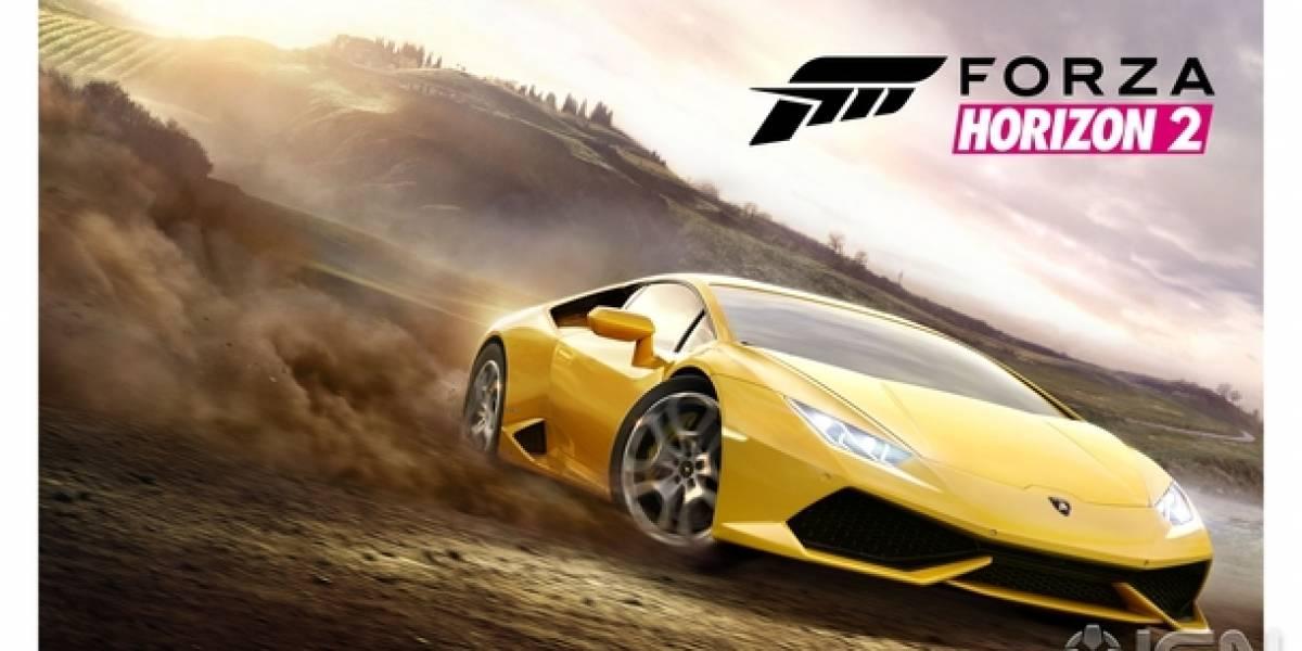 Forza Horizon 2 regalará autos como premio a la lealtad a la serie Forza