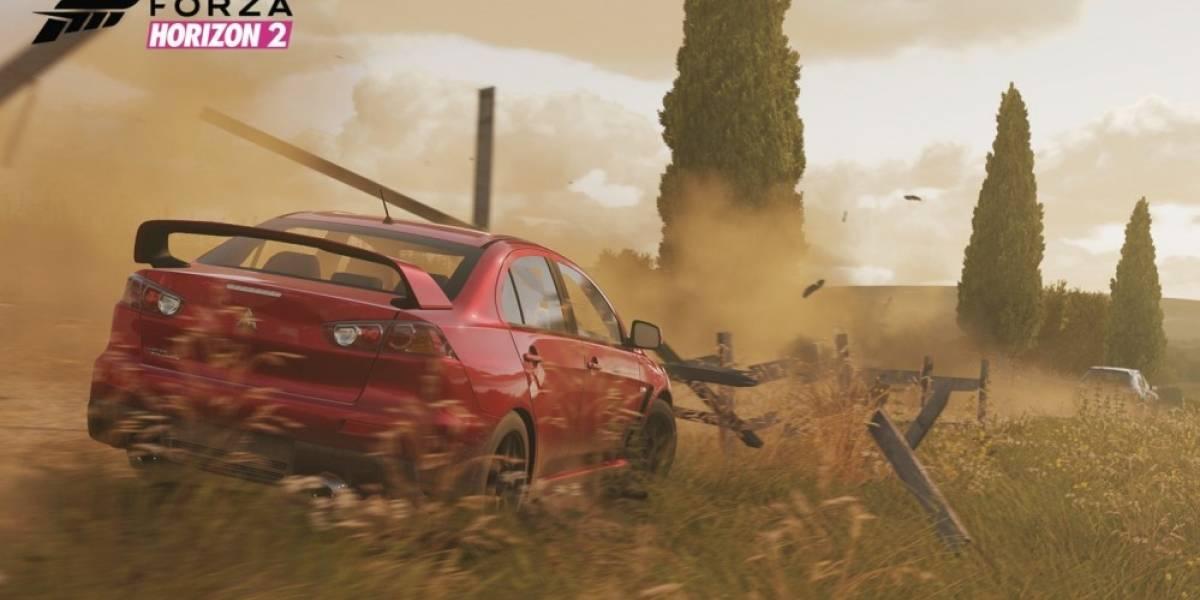 Playground Games explica por que escogieron Europa para Forza Horizon 2