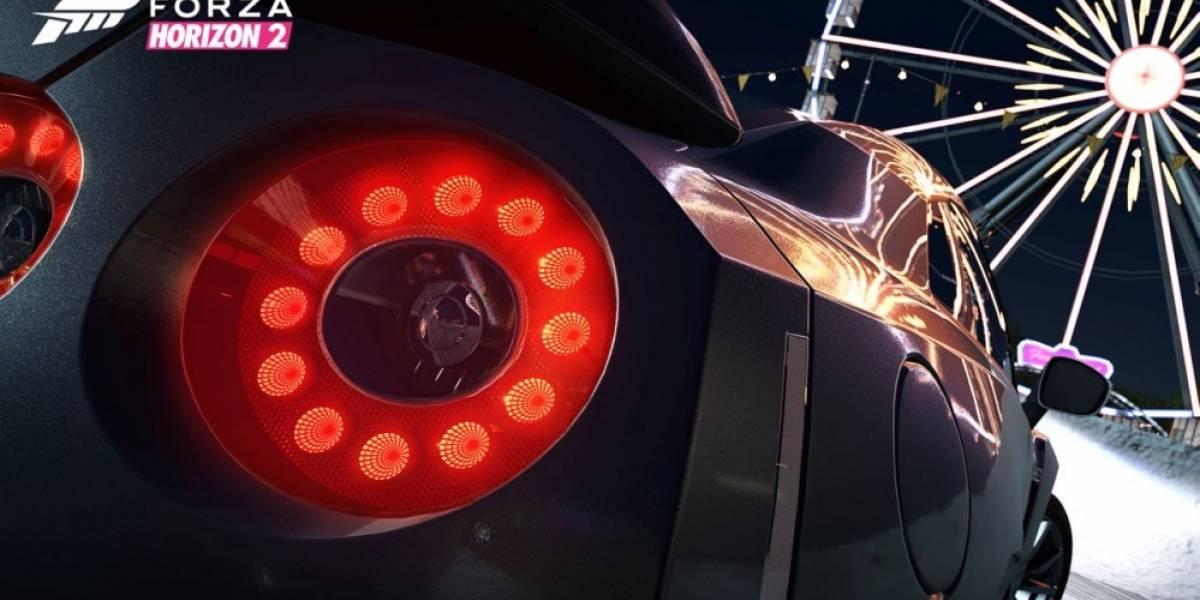 Se revelan los primeros 100 autos de Forza Horizon 2