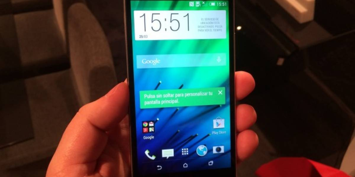 HTC admite que realizó trampa con el One M8