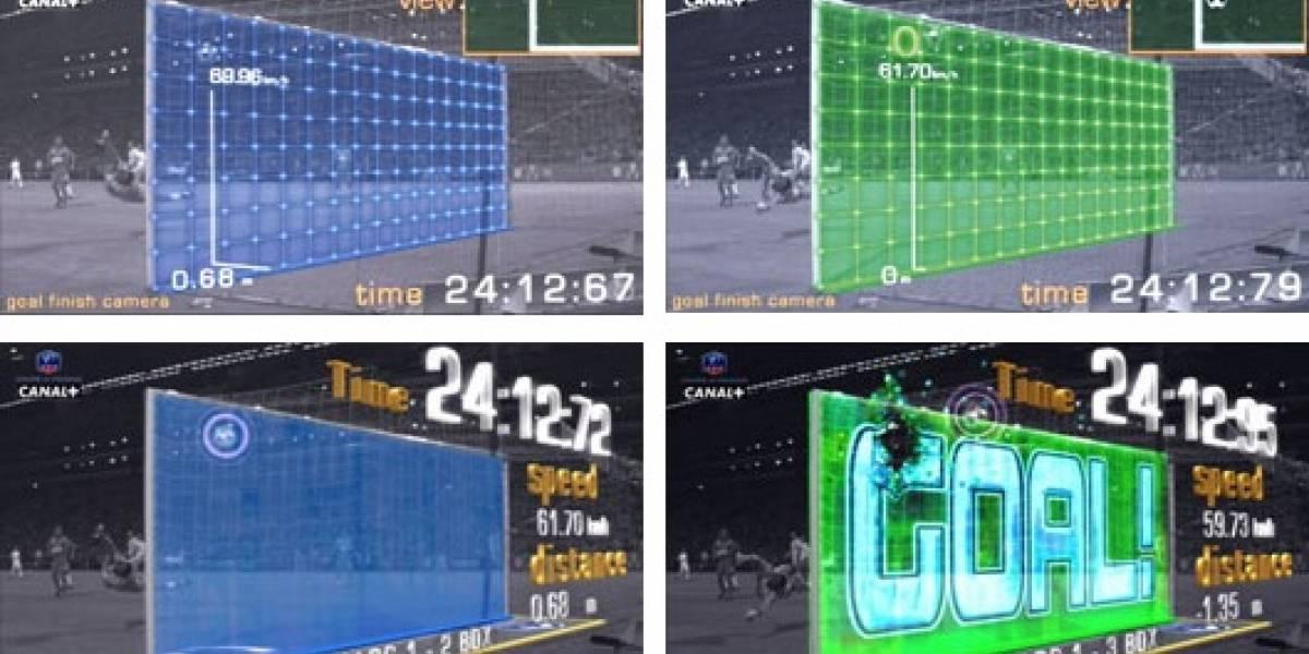 Nuevo sistema de cámaras se especializa en goles dudosos
