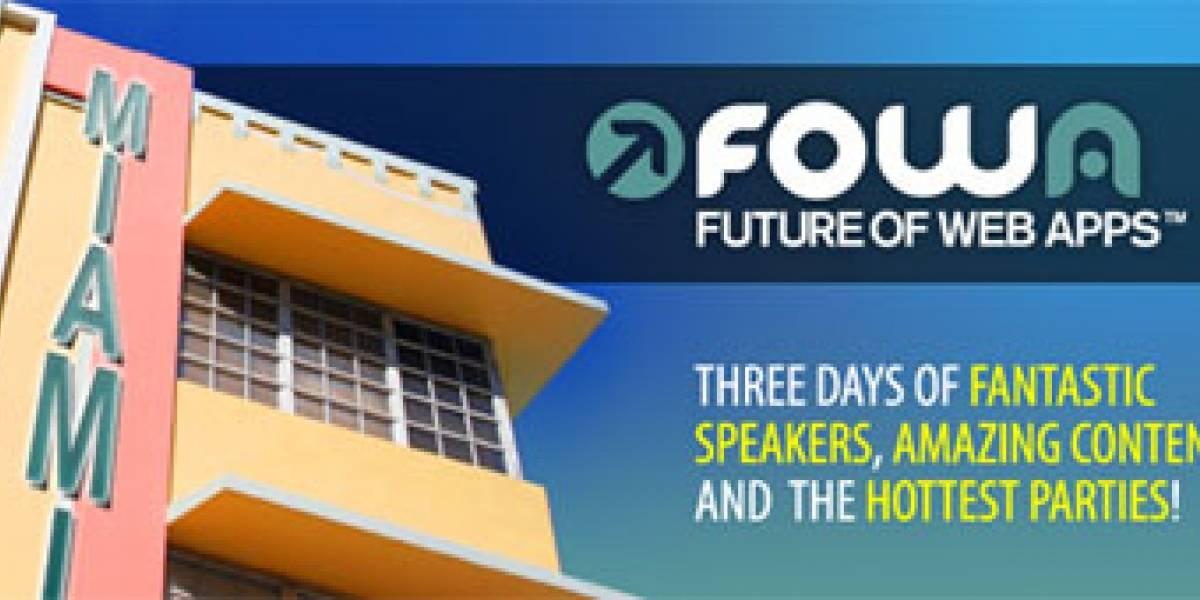 FWViajes: Rumbo al FOWA 2008 Miami