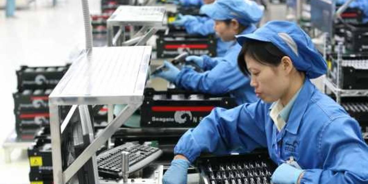 Foxconn se va de Shenzhen