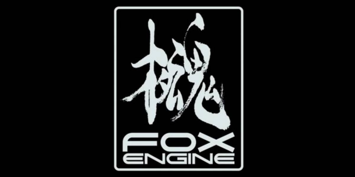 Vean la demo técnica del FOX Engine mostrada en la GDC 2013