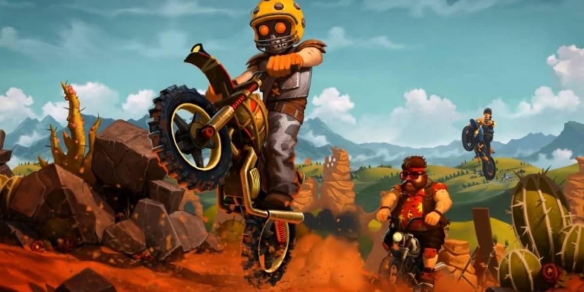 Trials Frontier ya está disponible en iOS