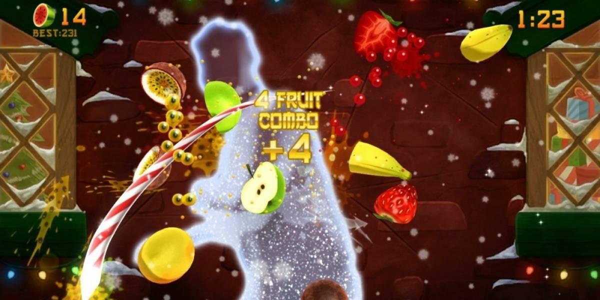 Fruit Ninja Kinect 2 recibe clasificación en Australia