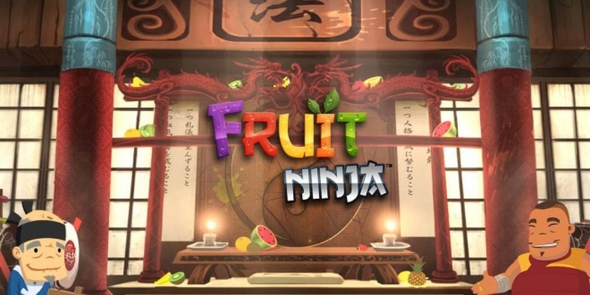 Fruit Ninja, Monster Dash y el resto de juegos de Halfbrick gratis hoy