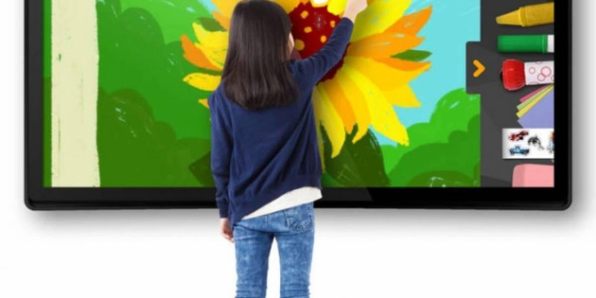 Fuhu anuncia tablets del tamaño de un televisor #CES2015