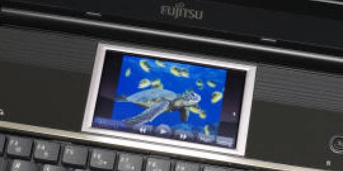 Fujitsu LifeBook N7010: Notebook con pantallas duales