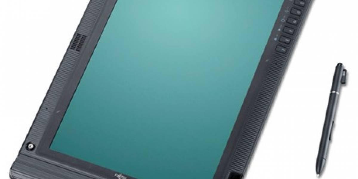 """Fujitsu Stylistic ST6012, uno de los pocos Tablet PC """"puros"""""""