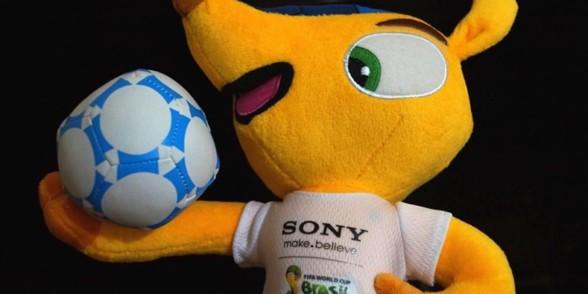Te regalamos a Fuleco, la mascota oficial de Brasil 2014
