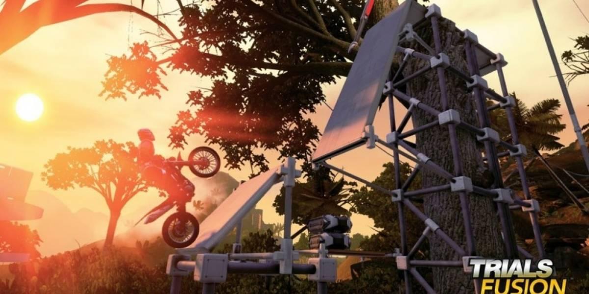 Trials Fusion ya tiene fecha de lanzamiento