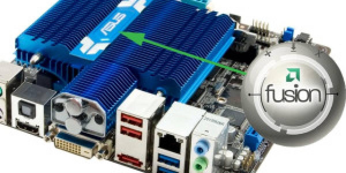 Próximamente Asus Fusion mini-ITX