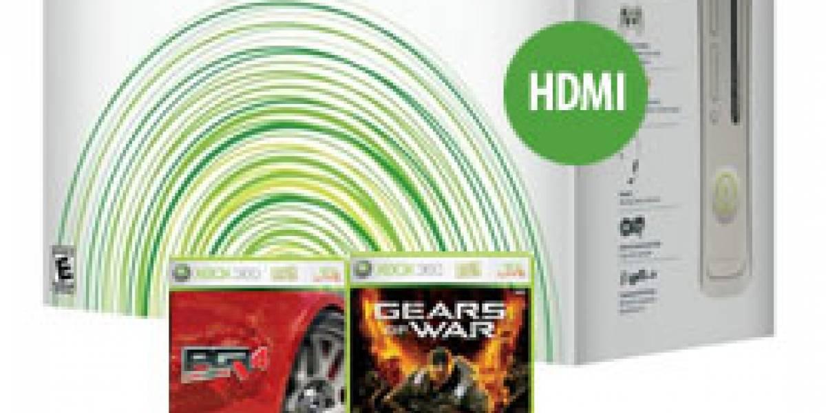 FW3A: Ganador Xbox 360 Premium HDMI + 2 Juegos!