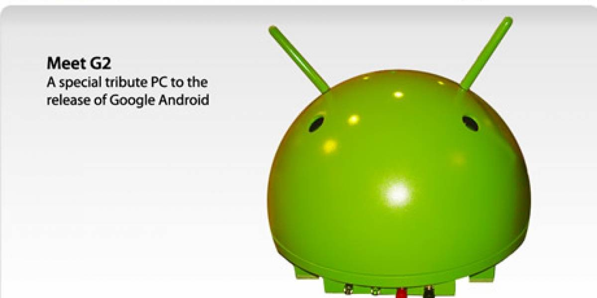 Increiblemente Increible: Android G2 PC
