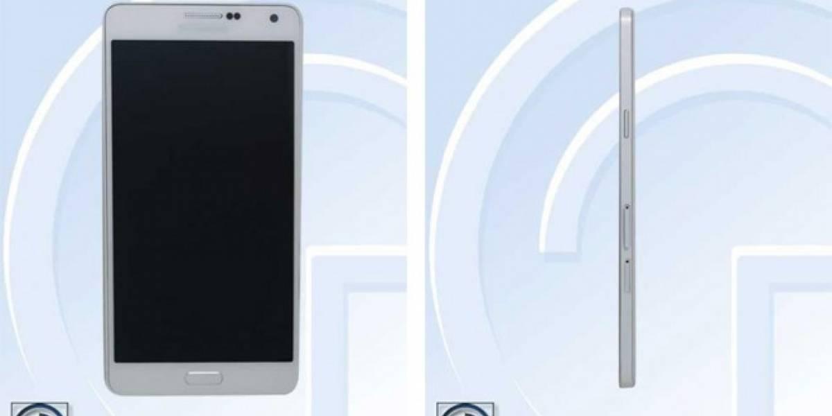 Galaxy A7 será el smartphone más delgado de Samsung