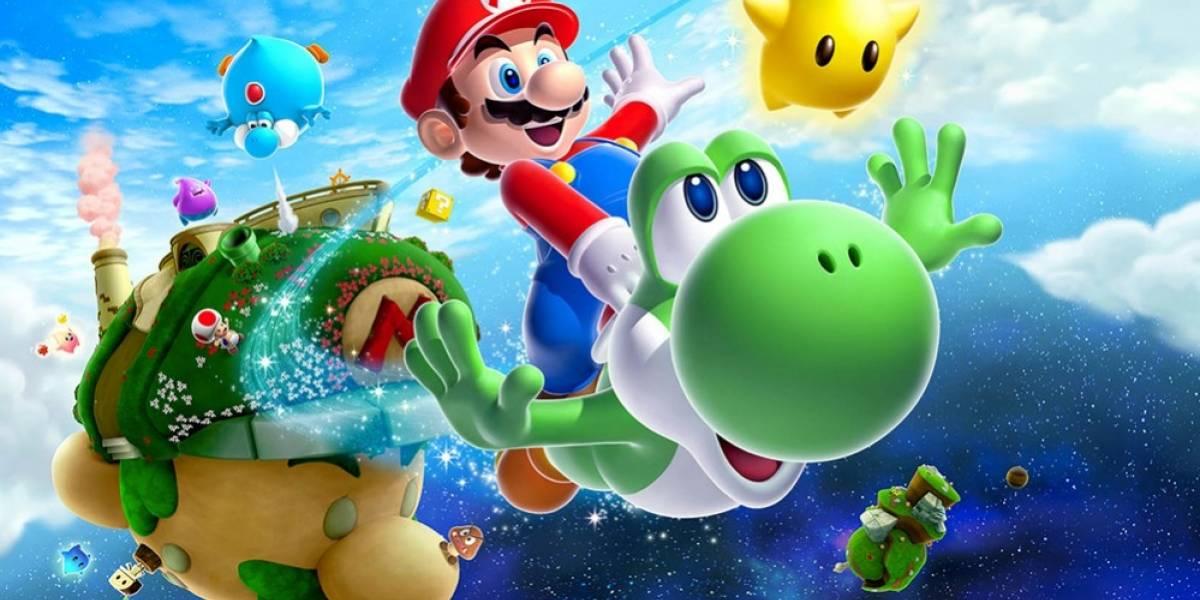 Miyamoto: No hemos descartado una nueva entrega de Super Mario Galaxy