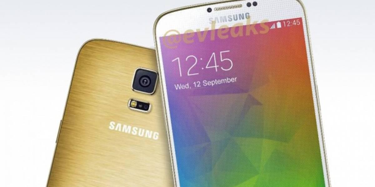 Samsung Galaxy F, así debió ser el S5