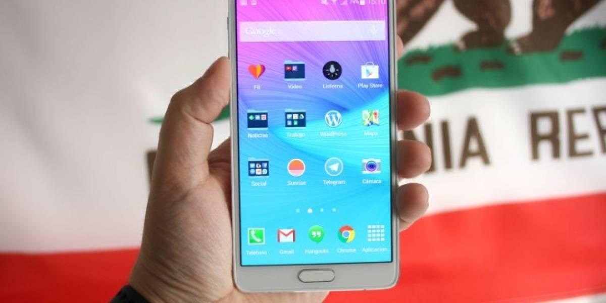 Samsung Galaxy Note 4 con Snapdragon 810 aparece en un benchmark