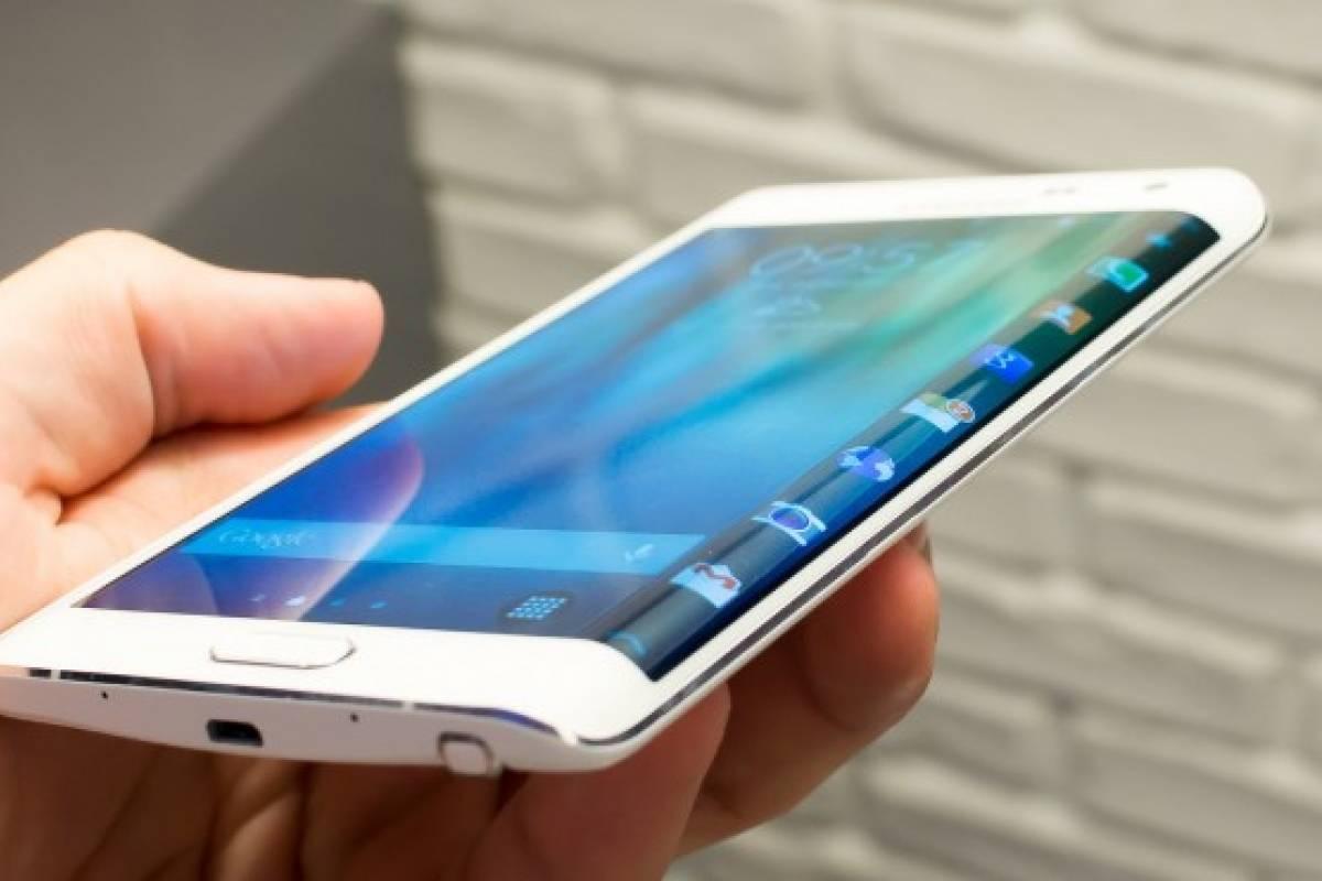 Apple patenta teléfono que funciona similar al Galaxy Edge