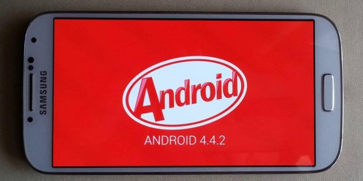 Filtrada la ROM de pruebas de Android 4.4.2 KitKat para el Samsung Galaxy S4
