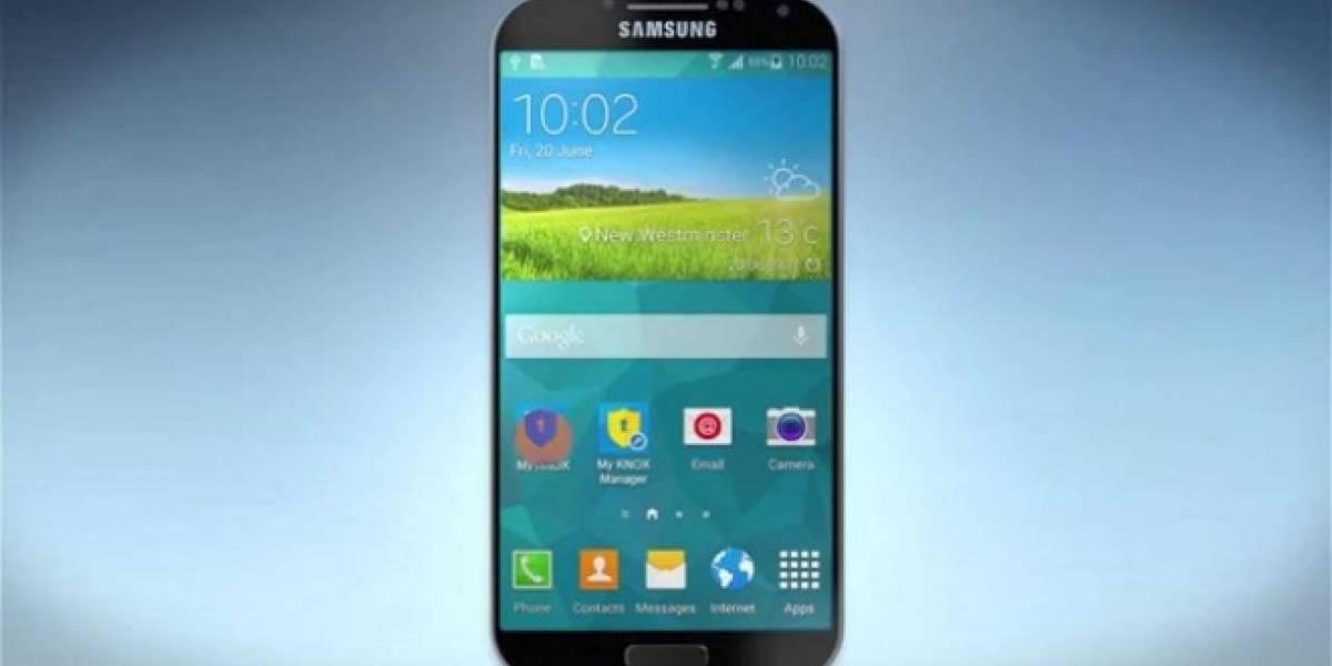 Samsung Galaxy S6 tendría una batería de 2.600 mAh