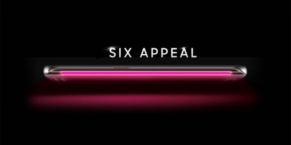 Filtrado el nuevo Galaxy S6 con borde redondeado