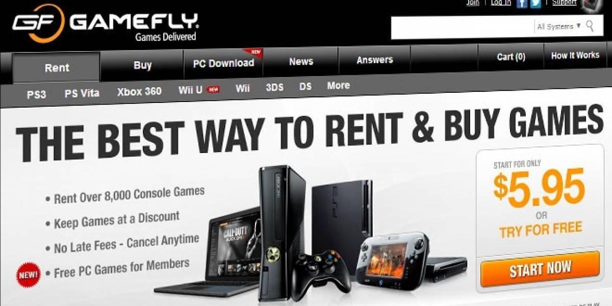 Xbox One podría matar GameFly, el servicio de renta de juegos por correo