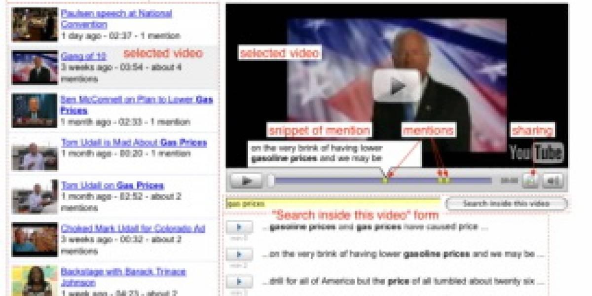 GAudi: Google ahora transcribe e indexa audio