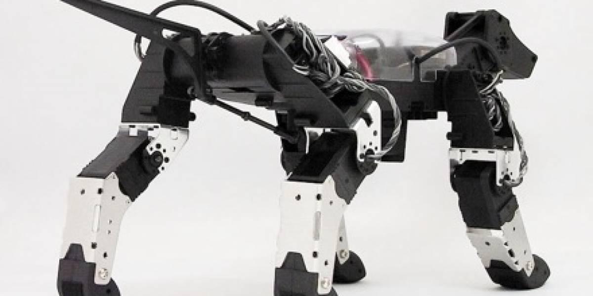 G-Dog, el perro robot armable