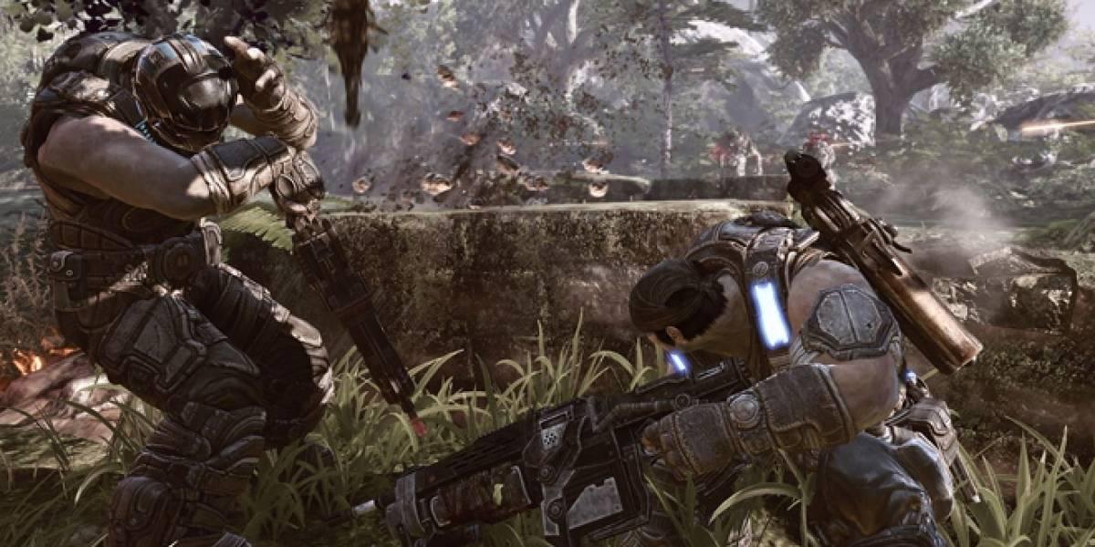 Los juegos de Gears of War entre los retrocompatibles más jugados en Xbox One