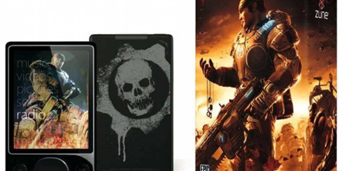 Zune edición de Gears of Wars 2