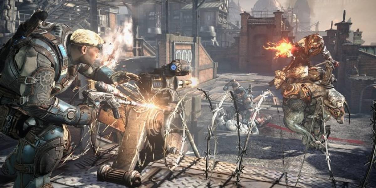 Gears of War: Judgment recibirá más DLC gratuito la próxima semana