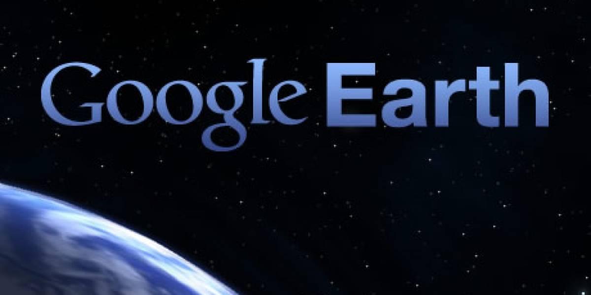 Google Earth para iPhone